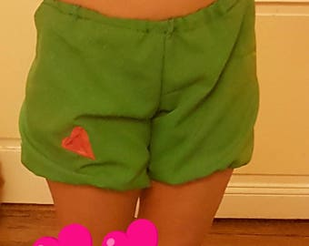 Green Circus Bloomers