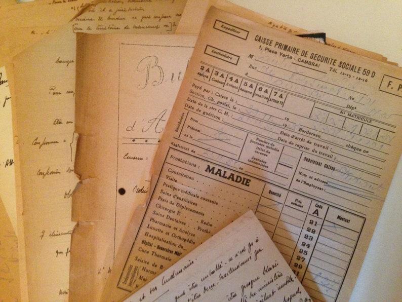 french vintage manuscript embellishment for scrapbooking junk journal ephemera religious ephemera religious sermons inspiration kit