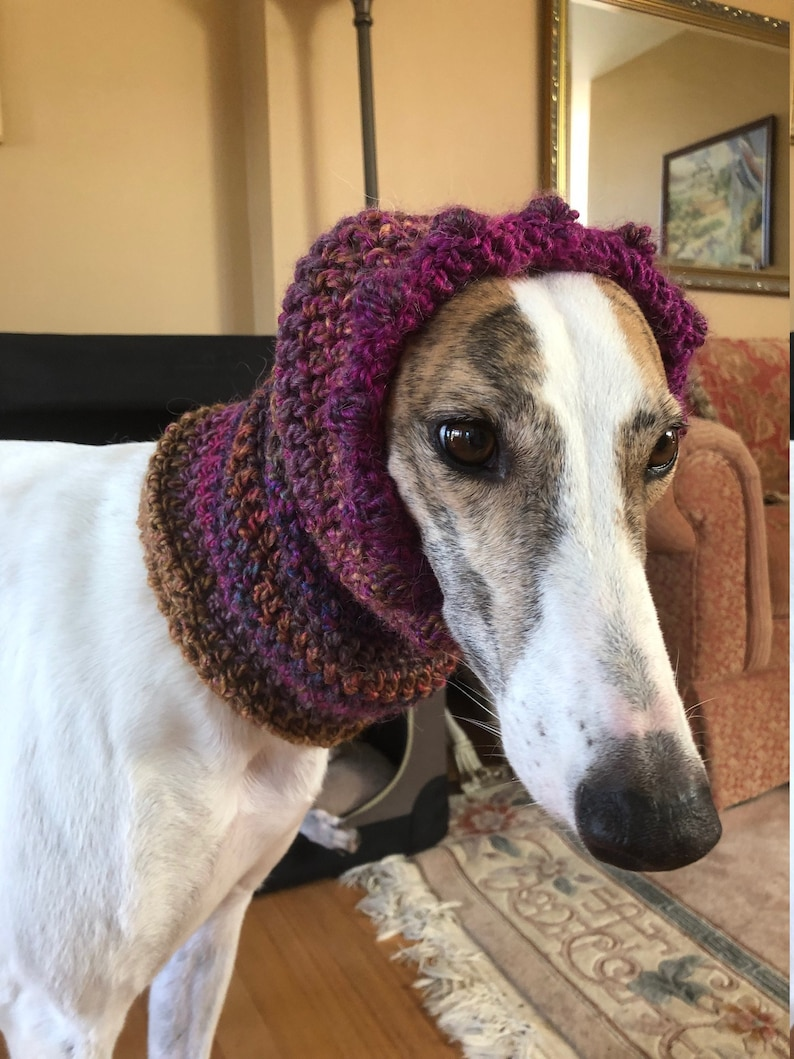 Greyhound CowlSnood Assorted colors Free Shipping