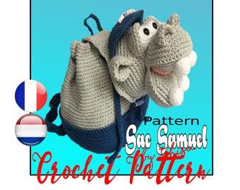 Tutorial backpack Hippo Samuel