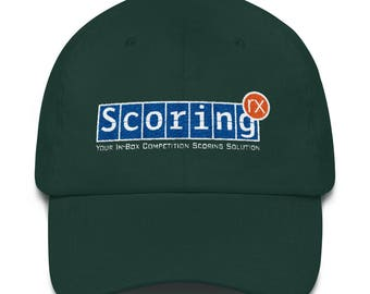 Scoring Rx Logo Dad Hat