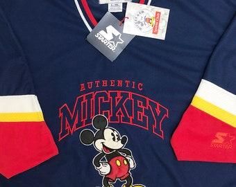 Vintage Mickey Mouse x Starter Jersey