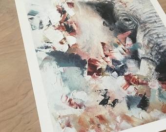 In Your Eyes - Fine Art Print