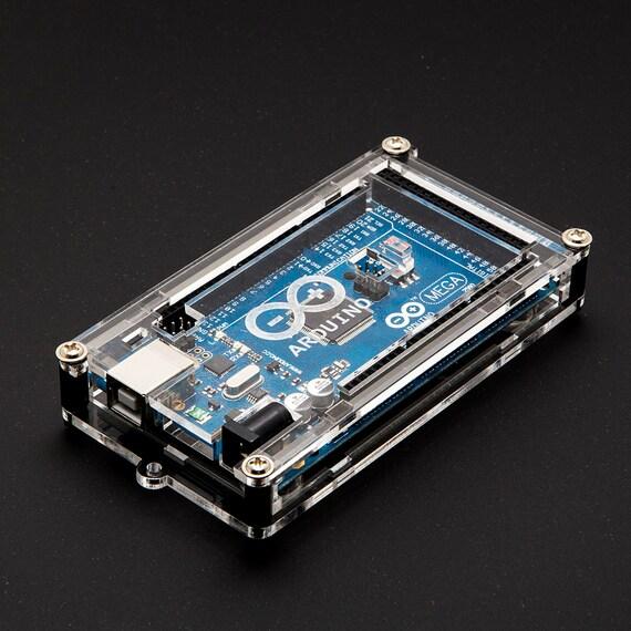 Acryl-Box-Gehäuse transparent für Arduino MEGA2560 R3 Arduino Ti