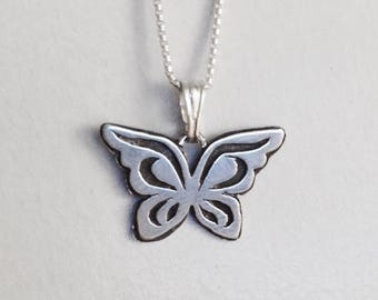 Like a Butterfly... Eating Disorders Recovery Symbol