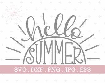 Summer svg   Etsy