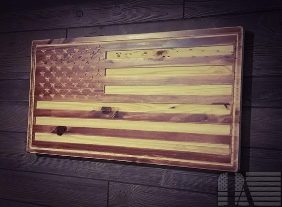 One Piece Stained Flag