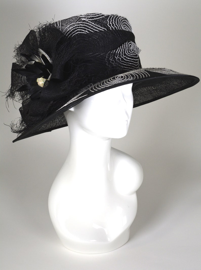 68c006e6cbdfb Exclusive Handmade 100% Sinamay Hat  Kentucky Derby Royal