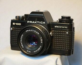 Lot of praktica camera and yashica catawiki