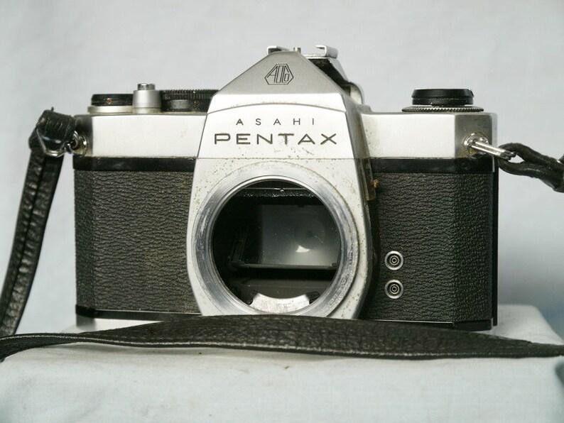 Pentax Spotmatic SP 500 Body Only