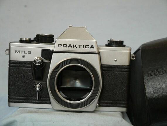 Camara praktica mtl comprar cámaras réflex no autofoco