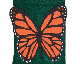 Butterfly Gift Card Holder Bag
