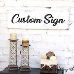 Custom sign / Fire dept logo