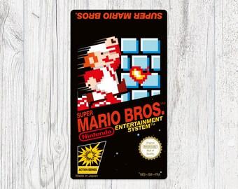 NES Sticker: Super Mario Bros.