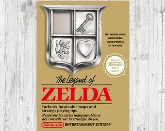 NES Box: The Legend of Zelda