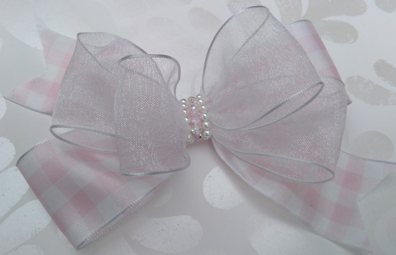 Special Occasions. Weddings Luxury Handmade Stick On Gift Bows Birthdays Christenings