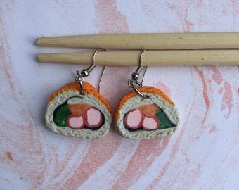 California Roll - Earrings