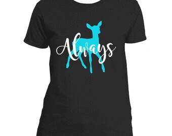 07d84b1b589 Always Doe T-Shirt