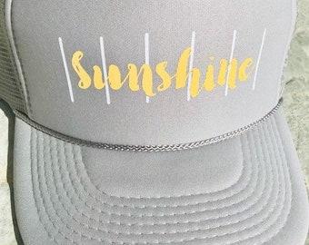 a470b67162c Sunshine Trucker Hat