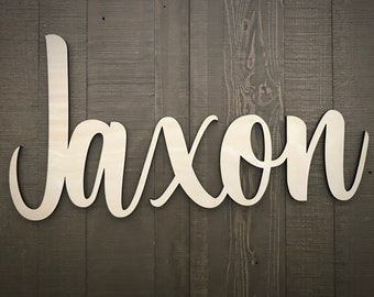 custom wood name sign 3d cutout name nursery decor cutout lettering baby name wedding sign cutout letters personalized sign