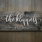 Pallet Sign / Last Name Sign / Custom Wood Sign / Established Sign /  Personalized Wedding gift / Wedding Sign / 3D Sign / Family Name Sign