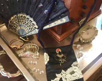 Gypsy Queen Cardholder Purse