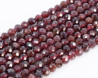 7MM Flash Brown Sunstone Beads Grade AAAAA Genuine Natural Gemstone Half Strand Round Loose Beads 7 112326h-3495