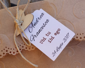 tags, cards for participations and favors, wedding, shabby chic, wedding, brides, wedding, reception, customizable, placeholder
