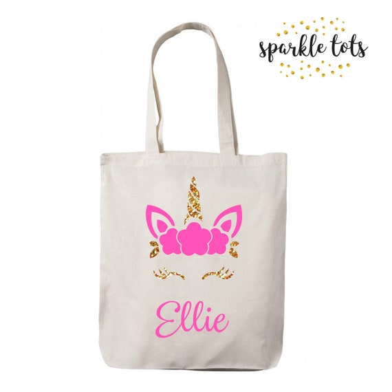 Personalised gymnastics Tote Bag Shopper Birthday Gift Present 1