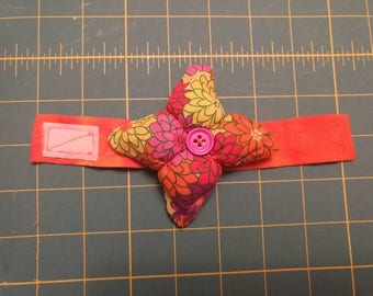 Custom-made Tufted Wrist Pincushion