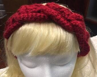 Crochet Braid Headband