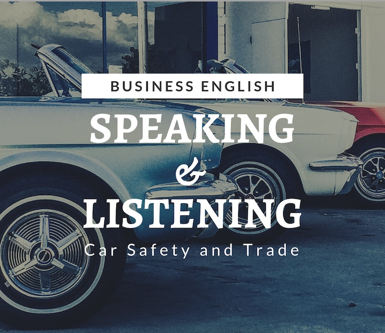 Unique Podcast-Based ESL Teaching Materials for Business Professionals -  English Lesson Plans for Fluency