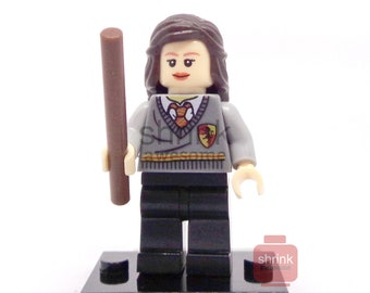 HERMIONE GRAINGER Harry Potter Inspired Blocks Compatible Custom Minifig Movie  Uk Seller