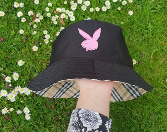 8bbe1eb4 Reworked Playboy Bucket Hat