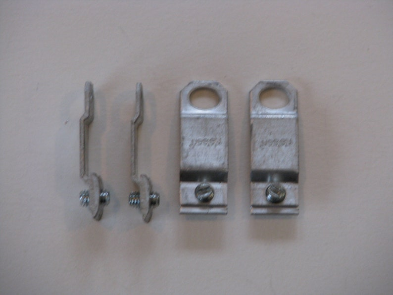 Omni Hanger, Metal Aluminum Frame Hardware, Genuine Nielsen® Brand, 10, 24,  50 packs