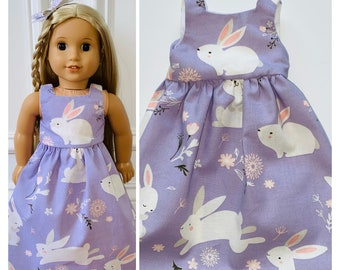 Set of clothes for a Bunny Doll Teenager