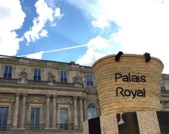Basket Royal Palace - Paris Collection