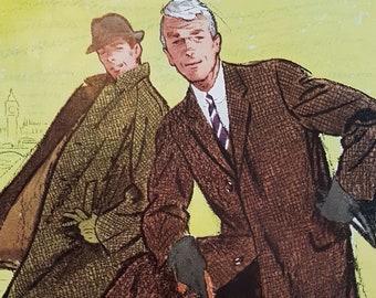 Simpson's men's clothing vintage advert