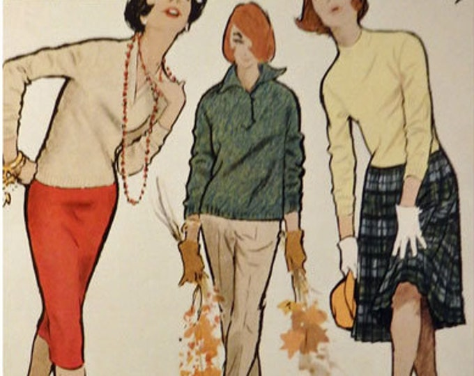 Vintage fashion advert for Simpson of Piccadilly