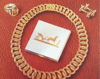 Hermes vintage advertisement