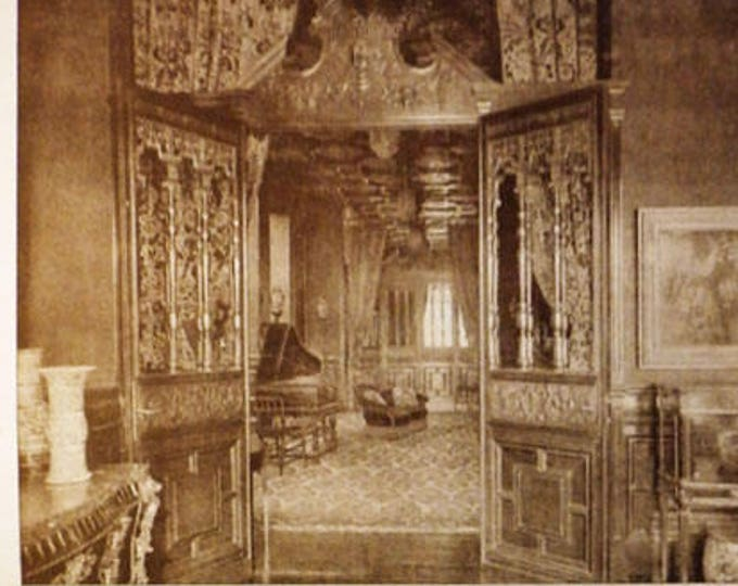 The Drawing Room at 49 Prince's Gate, London