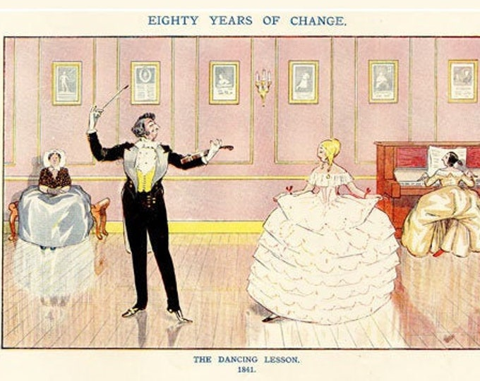 Vintage Punch cartoon, illustrated by Fougasse