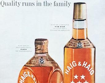 Haig whisky