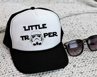 a762c06d632 Kids Disney Trucker Hat Kid Star Wars Snapback