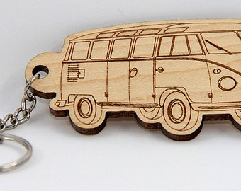 Volkswagen Bus Type 2 Bus, 23 Window Transporter