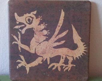 Dragon Coasters, Set of 4