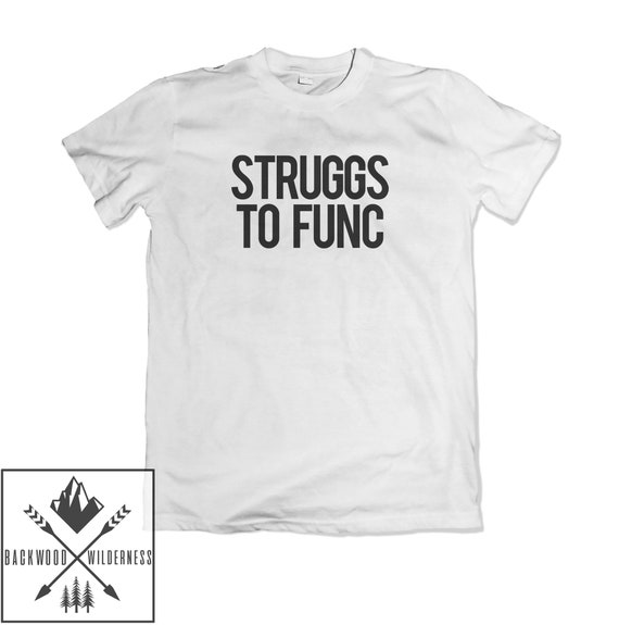 7807a492a Struggs To Func Funny Queer Gay Straight Eye Slogan Quote | Etsy