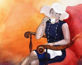 Afternoon Tea#1