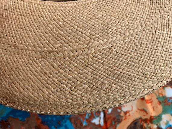 Elegant Brooks Brothers Straw Hat/ Vintage Brooks… - image 9