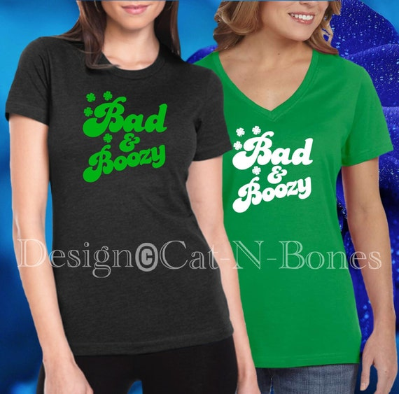 Ladies Funny T Shirt Good Girl Gone Bad Black Top XS-2XL Mom Girlfriend Gift